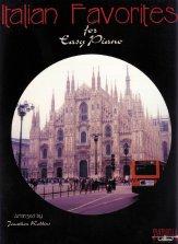 Italian favorites sheet music by jonathon robbins sku for Italian house music