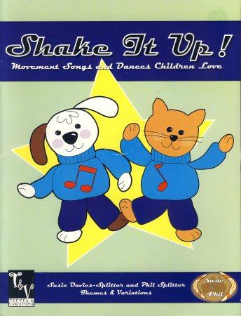 SHAKE IT UP (BK/CD)