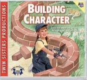 Building Character (Bk/Cd)