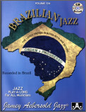 Brazilian Jazz Vol 124 (Bk/Cd)