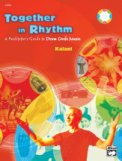 Together In Rhythm (Bk/Dvd)