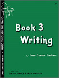 Book 3 Writing