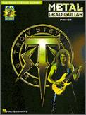 Beginning Metal Lead Guitar (Book/Cd)
