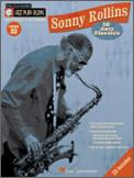 Jazz Play Along V033 Sonny Rollins (Bk/C