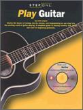 Step One: Play Guitar (Bk/Cd)