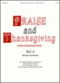 Praise And Thanksgiving Set 6