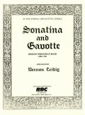 Sonatina and Gavotte