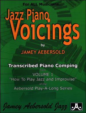 How To Play Jazz & Improv V 1-Pno Voicng