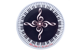 Metal Magnet: Round Music