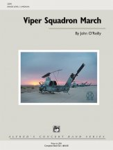 Viper Squadron March: B-flat Bass Clarinet