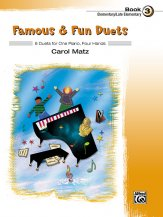 Famous and Fun Duets Bk 3