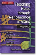 Teaching Music Through Perf/Band V1