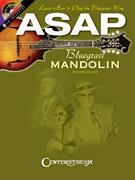 Asap Bluegrass Mandolin (Bk/2 Cds)