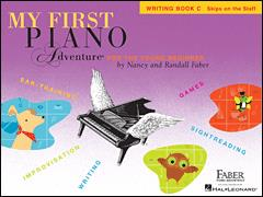 My First Piano Writing Bk C