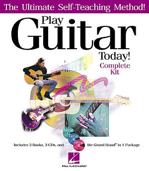 Play Guitar Today Complete Kit