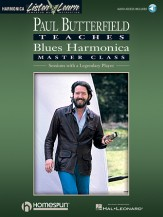 Paul Butterfield Teaches Blues Harmoni