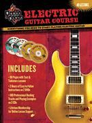 Electric Guitar Course (Bk/2 Cds/2 Dvds)