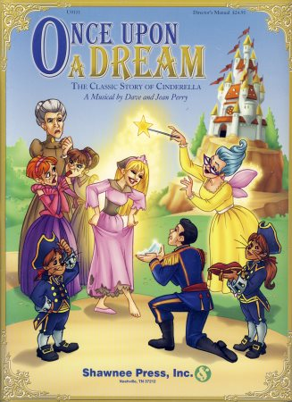 Once Upon A Dream: Classic Story of Cind