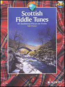 Scottish Fiddle Tunes (Bk/Cd)