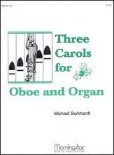 3 CAROLS (W/ORGAN)