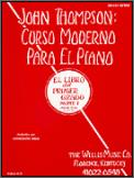 Modern Course For Piano Gr 1, Spanish Ed