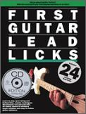 First Guitar Lead Licks