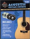 Acoustic Guitar Course (Bk/2 Cds/2 Dvds)