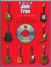 Rock Jam Trax For Guitar (Bk/Cd)