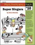 Music Proficiency Pack #10 (Super Singer