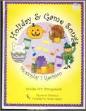 Holiday And Game Songs (Bk/Cd)