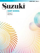 Suzuki Harp School Vol 3