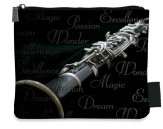 Coin Purse: Clarinet