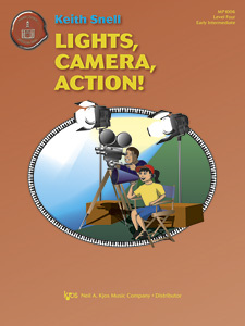 Lights Camera Action (Level Four)