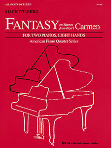 Fantasy On Themes From Bizet's Carmen