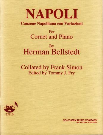 ナポリ(ヘルマン・ベルシュテット)(コルネット+ピアノ)【Napoli】
