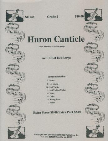 Huron Canticle