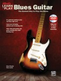 Learn To Play Blues Guitar (Bk/Dvd)