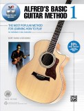 Alfred's Basic Guitar Method 1 (3rd Ed)