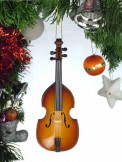 Ornament: Upright Bass