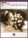 Love Songs For Weddings (Bk/Cd)