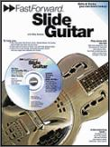Fast Forward: Slide Guitar (Bk/Cd)