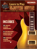 Learn To Play Electric Guitar (Bk/CD/Dvd