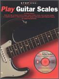 Step One: Play Guitar Scales (Bk/Cd)