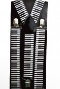 Suspenders: Piano Keys