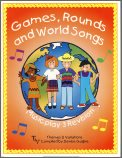 Games Rounds and World Songs (Bk/Cd)