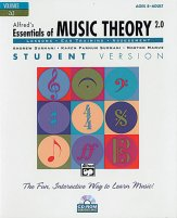 Essentials of Music Theory/Sftwr/Stu/2&3