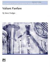 Valiant Fanfare: 2nd B-flat Clarinet