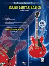 Blues Guitar Basics Revised W/Dvd