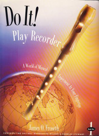 Do It Play Recorder Bk 1