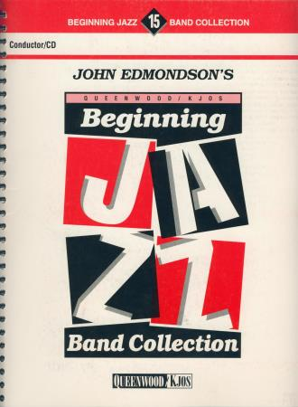 Beginning Jazz Band Collection-Cond/CD